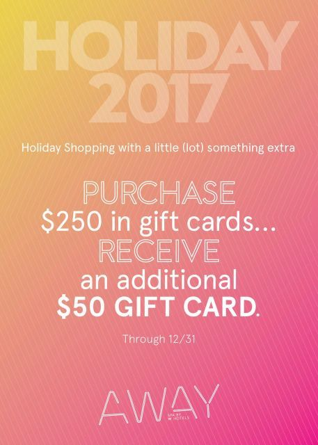 holiday gift card deal - Holiday Gift Card Promotions 2017